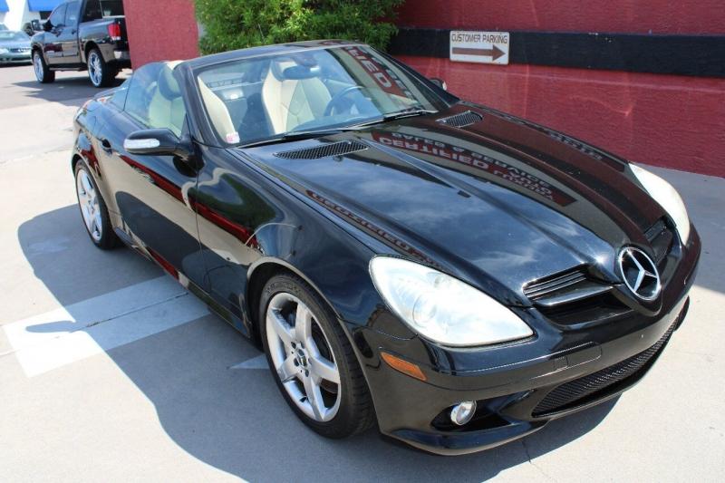 Mercedes-Benz SLK 2007 price $12,995