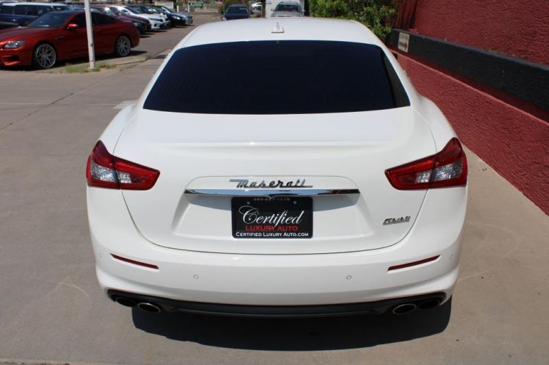 Maserati Ghibli 2018 price $44,995