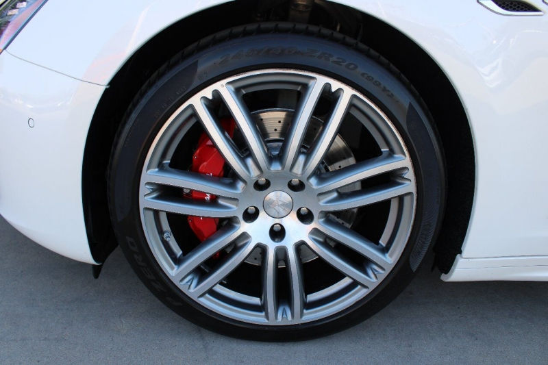 Maserati Ghibli 2018 price $49,995