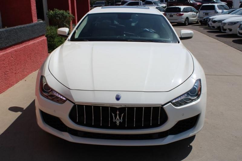 Maserati Ghibli 2018 price $46,995