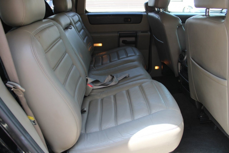 HUMMER H2 2003 price $21,000