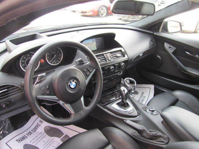 BMW 6 Series 2010 price $18,995