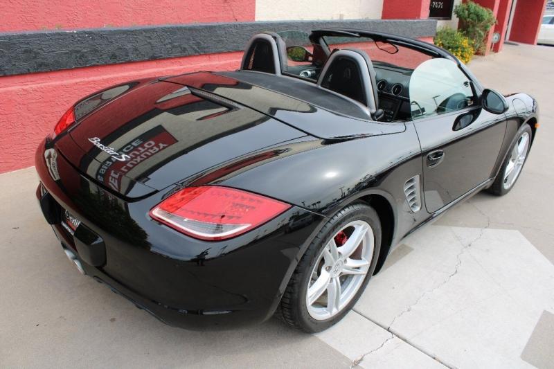 Porsche Boxster 2010 price $34,995