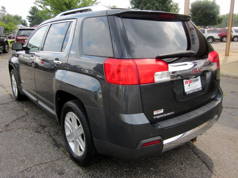 GMC TERRAIN 2010 price $7,999