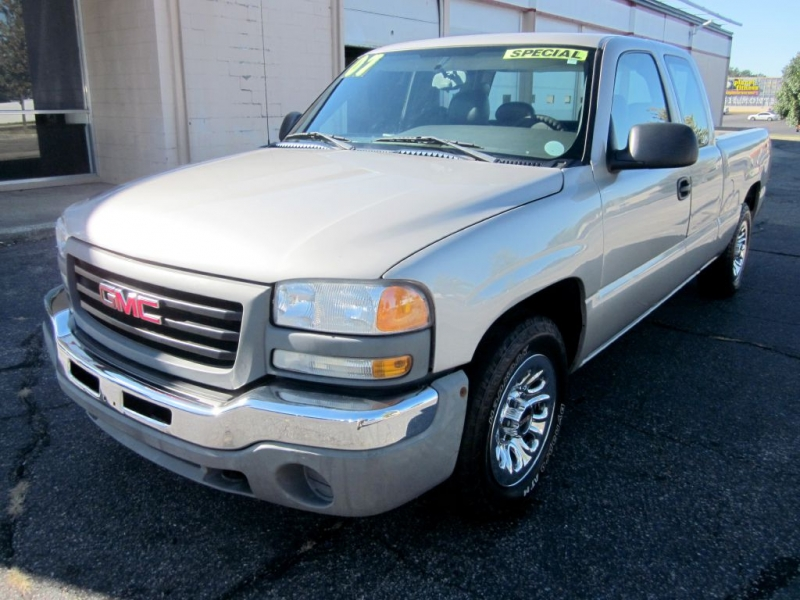 GMC NEW SIERRA 2007 price $6,999
