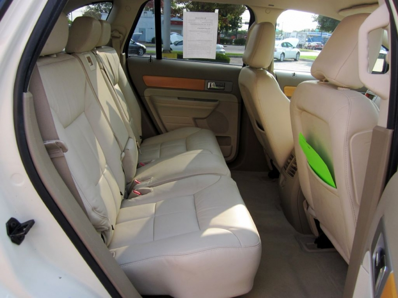 LINCOLN MKX 2007 price $6,999