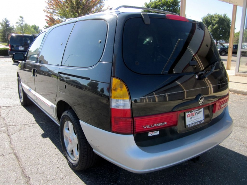 MERCURY VILLAGER 1999 price $3,999