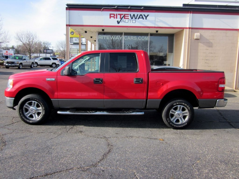 FORD F150 2006 price $8,499