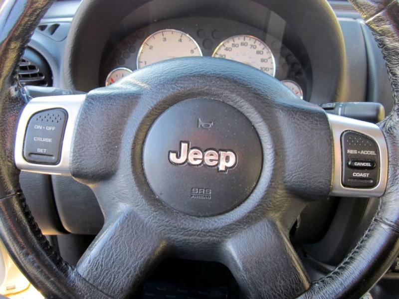 JEEP LIBERTY 2002 price $1,999