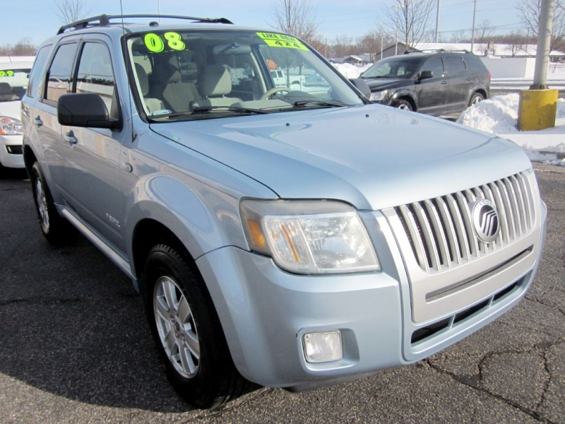 MERCURY MARINER 2008 price $6,499