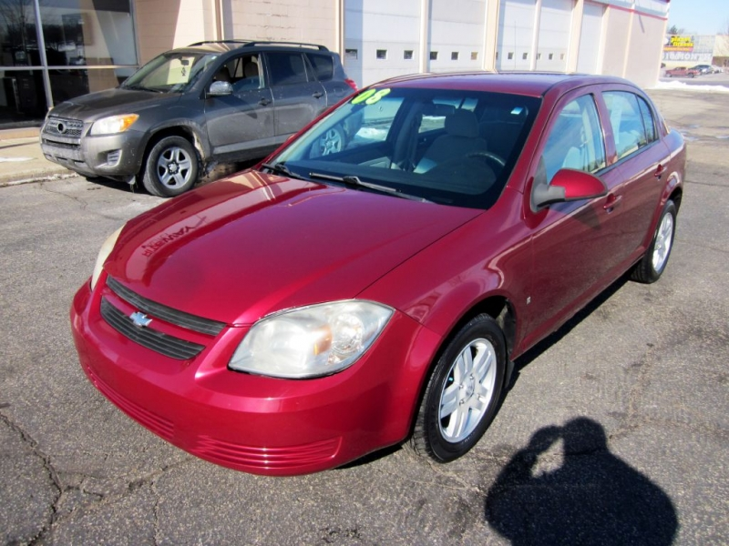 CHEVROLET COBALT 2008 price $4,999