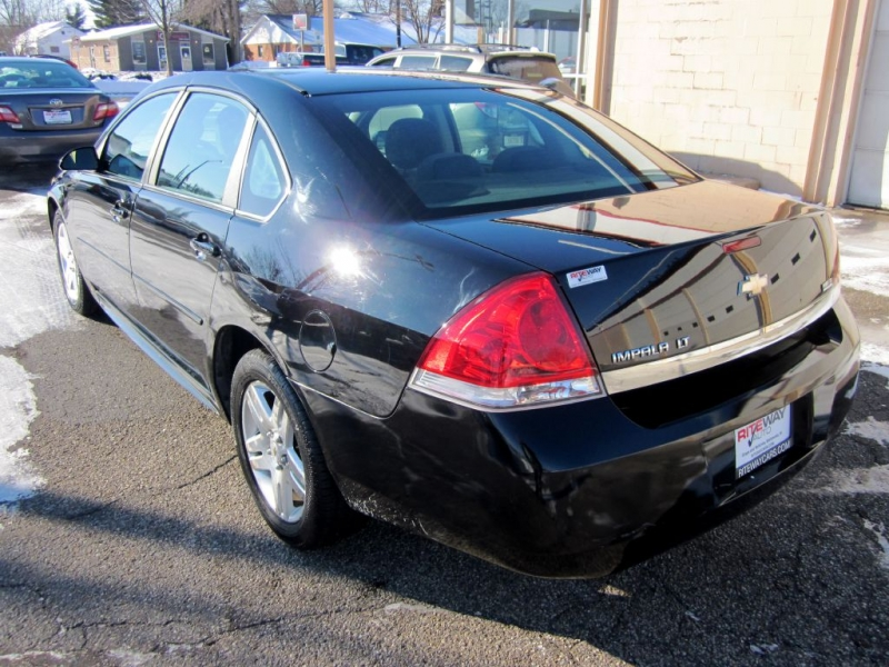 CHEVROLET IMPALA 2010 price $5,999