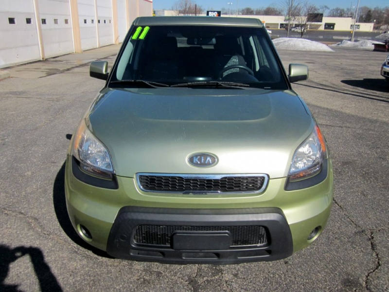KIA SOUL 2011 price $4,999