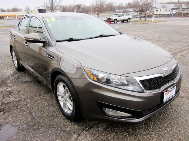 KIA OPTIMA 2013 price $10,999