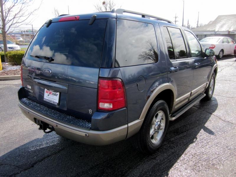 FORD EXPLORER 2002 price $4,499