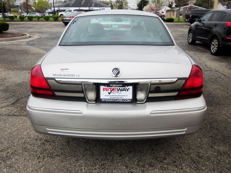 MERCURY GRAND MARQUIS 2007 price $6,999