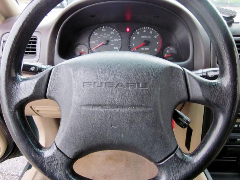 SUBARU FORESTER 2002 price $4,499