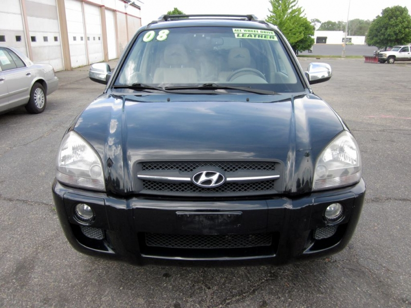 HYUNDAI TUCSON 2008 price $8,999