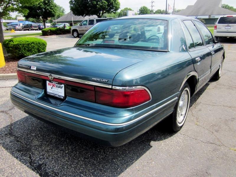 MERCURY GRAND MARQUIS 1995 price $3,499