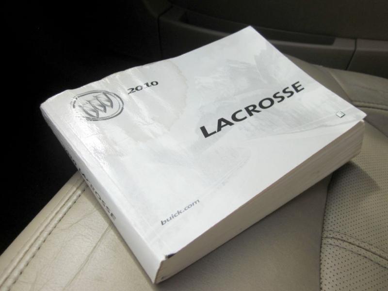 BUICK LACROSSE 2010 price $9,999