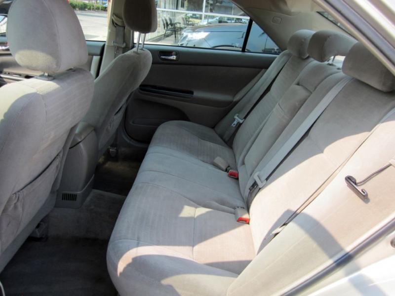 TOYOTA CAMRY 2005 price $4,999