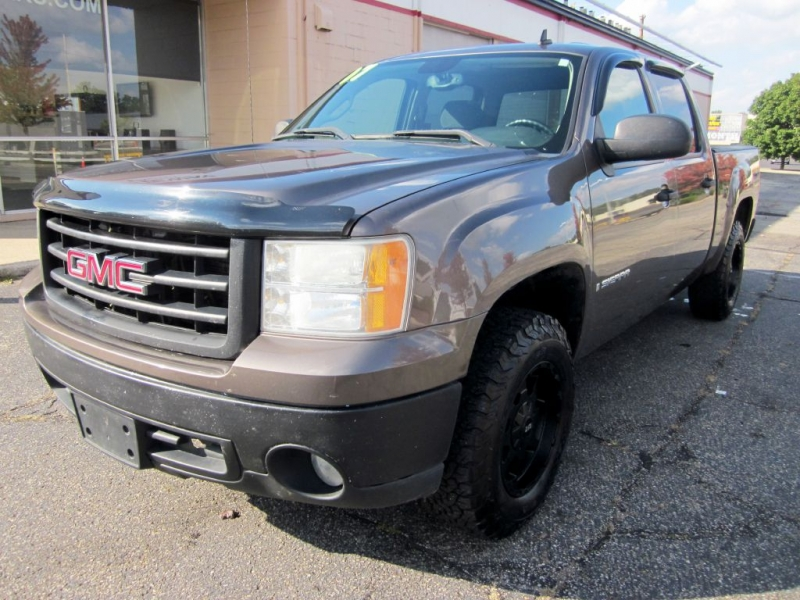 GMC SIERRA 1500 2007 price $12,999