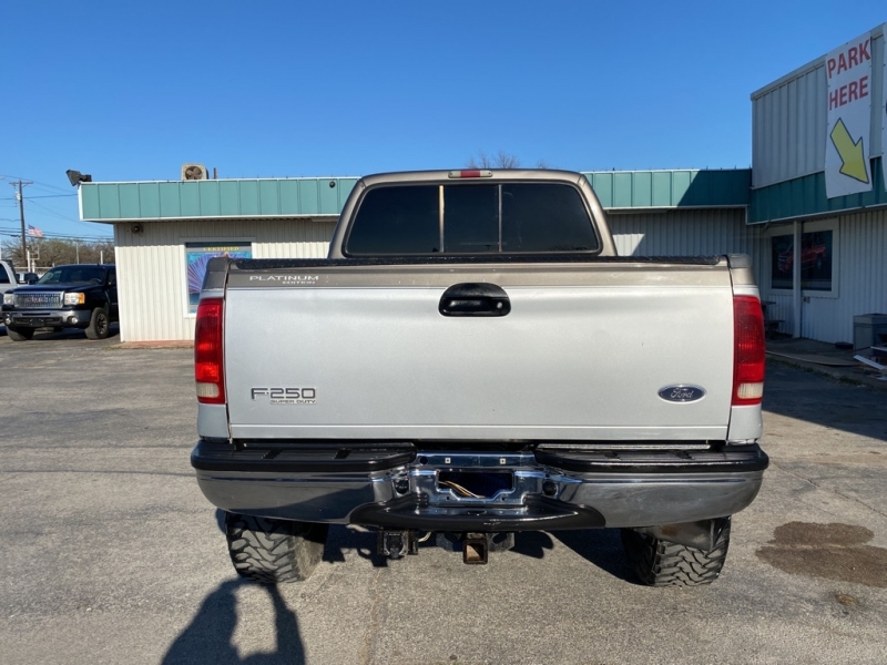FORD F250 2001 price $20,990