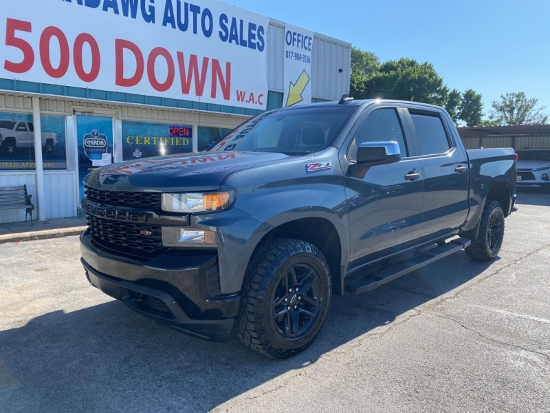 CHEVROLET SILVERADO 1500 2019 price $37,990