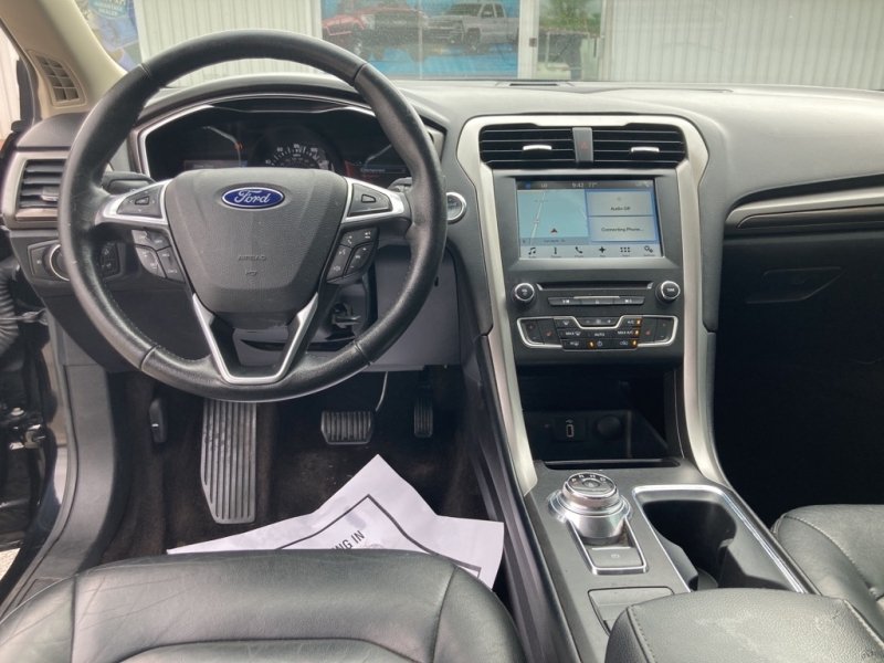 FORD FUSION 2017 price $16,990