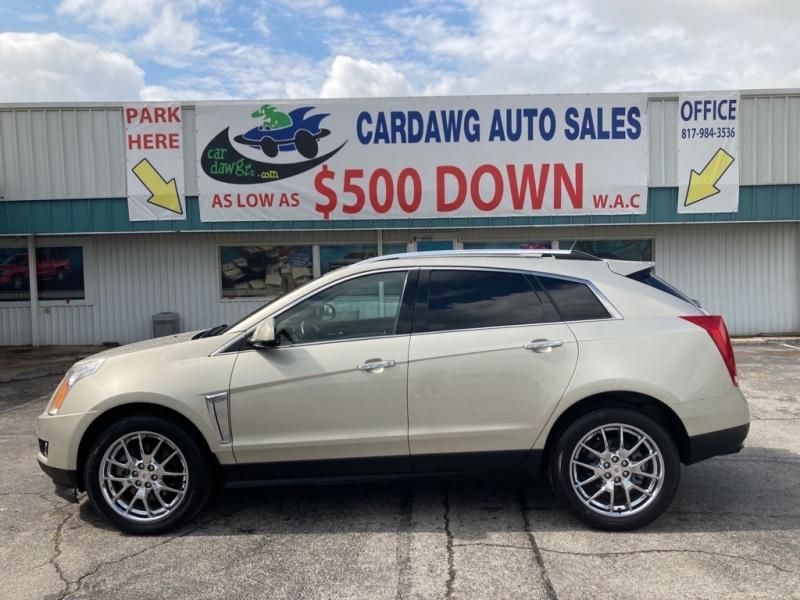 CADILLAC SRX 2013 price $15,990