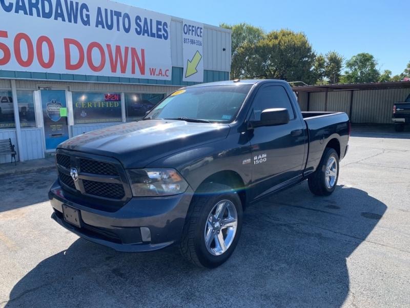 RAM 1500 2015 price $14,990
