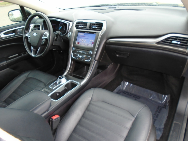 Ford Fusion 2017 price $8,329
