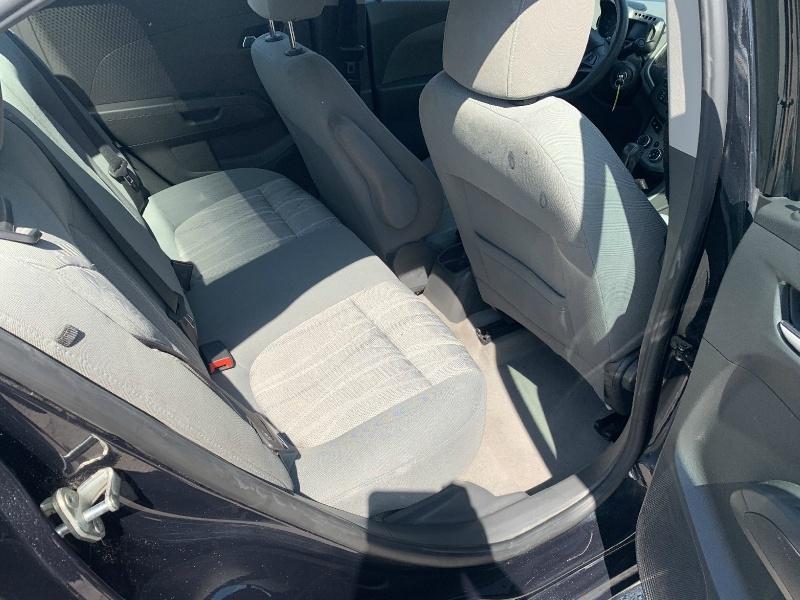 Chevrolet Sonic 2015 price $5,999