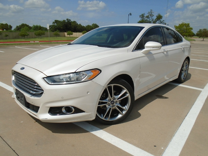 Ford Fusion 2013 price $10,199