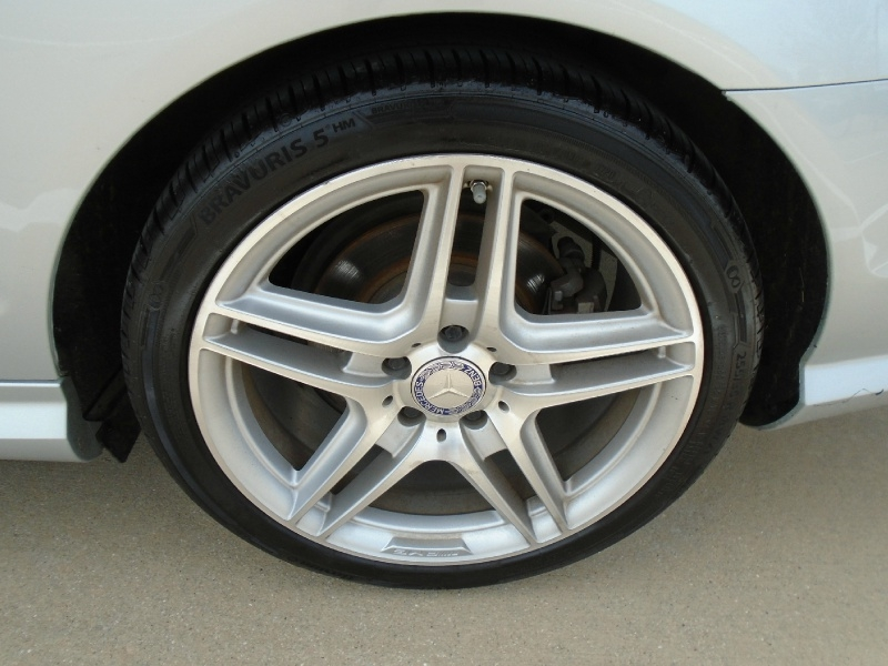 Mercedes-Benz C-Class 2013 price $9,499