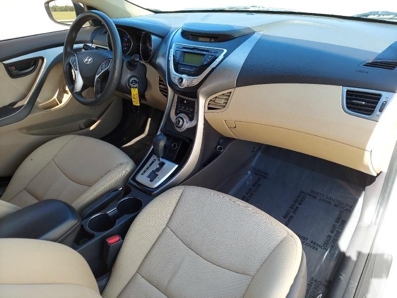 Hyundai Elantra 2012 price $4,999