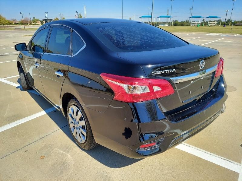 Nissan Sentra 2017 price $9,499