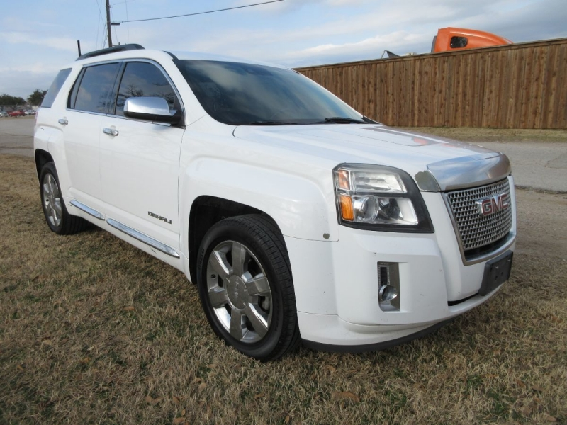 GMC Terrain 2014 price $9,499