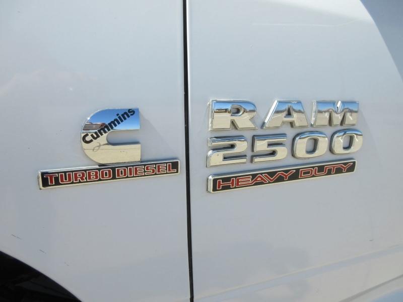 Ram 2500 2018 price $32,999