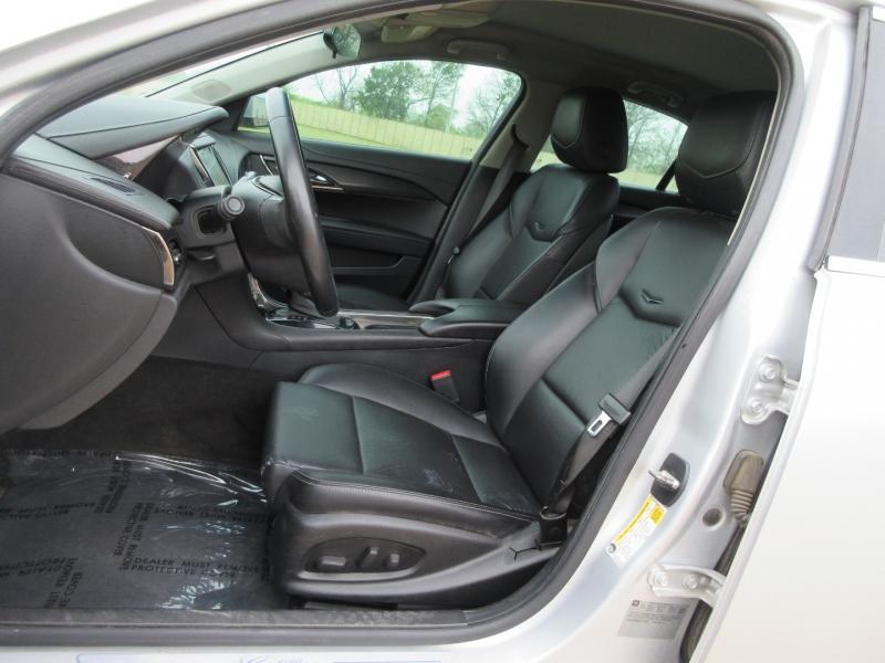 Cadillac ATS Sedan 2015 price $11,500