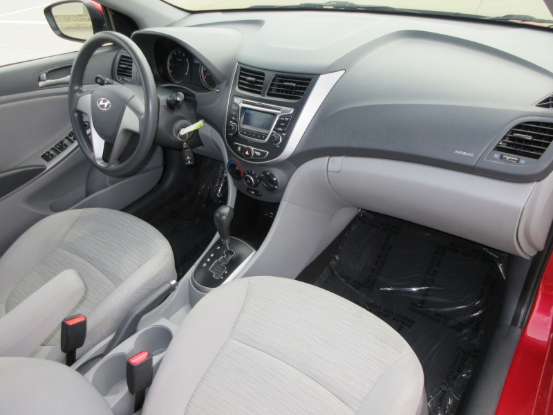 Hyundai Accent 2016 price $8,999