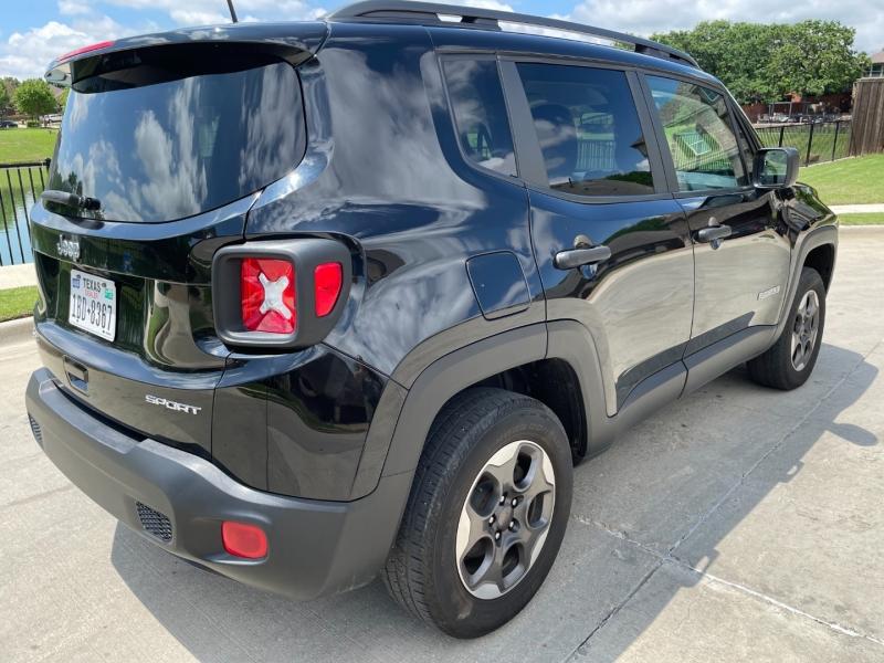 Jeep Renegade 2018 price $18,299