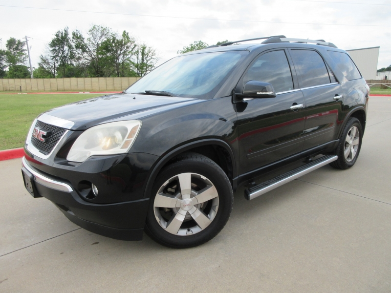 GMC Acadia 2012 price $10,999
