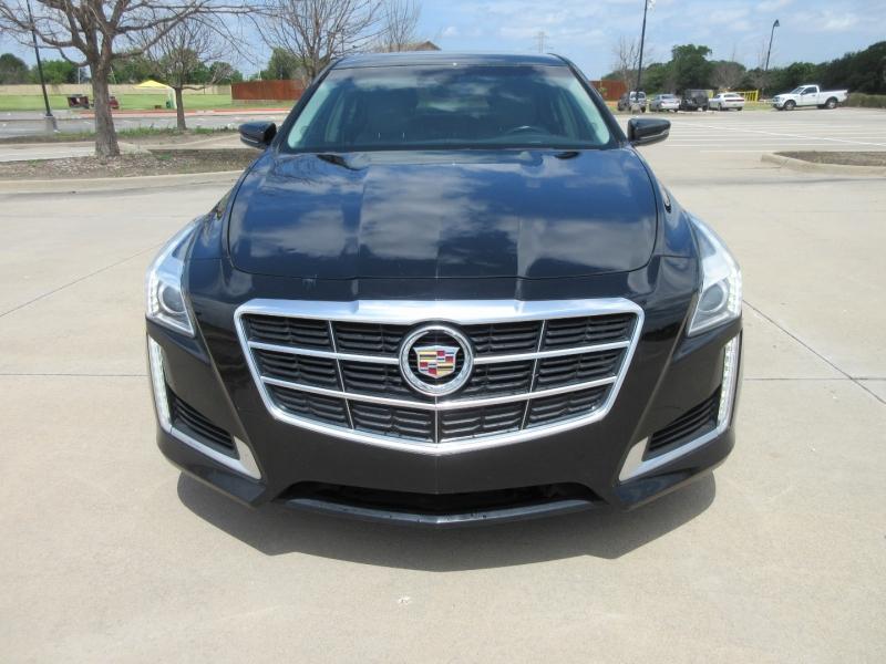 Cadillac CTS Sedan 2014 price $20,999