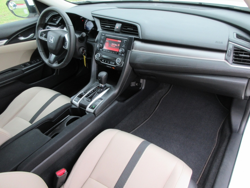 Honda Civic Sedan 2016 price $16,499