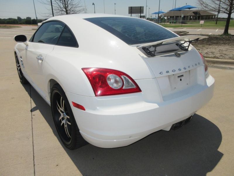 Chrysler Crossfire 2004 price $7,399