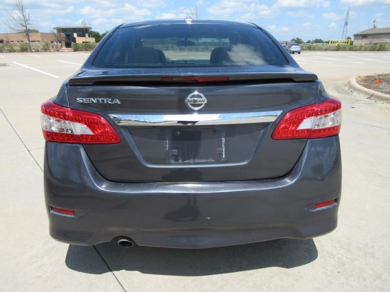 Nissan Sentra 2015 price $6,977