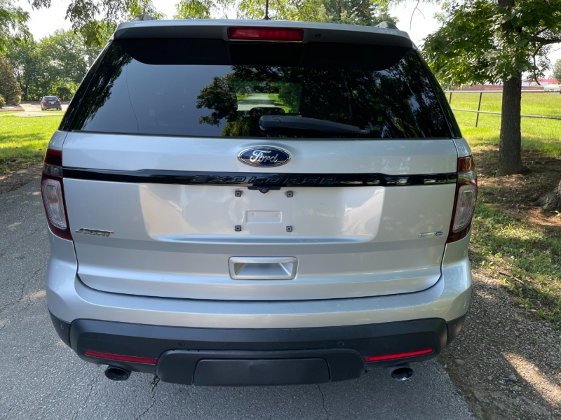 Ford Explorer 2014 price $13,799