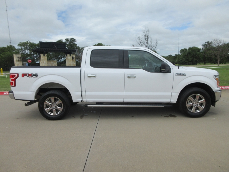 Ford F150 FX4 1OWNER 2018 price $29,477