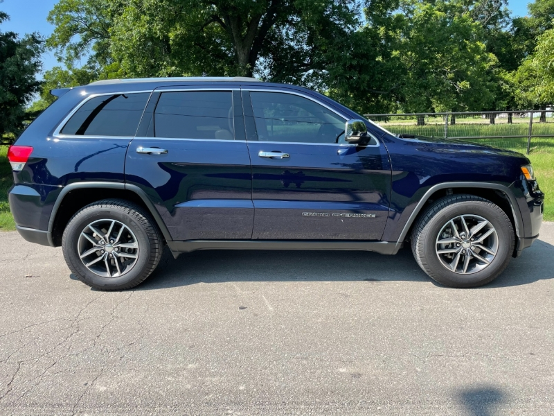Jeep Grand Cherokee Limited 43k miles 2018 price $29,977